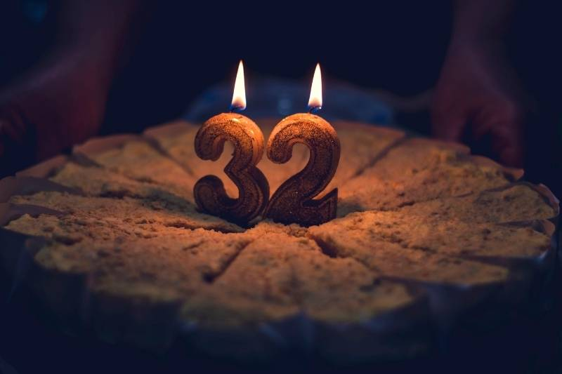 Happy 32nd Birthday Images - 4