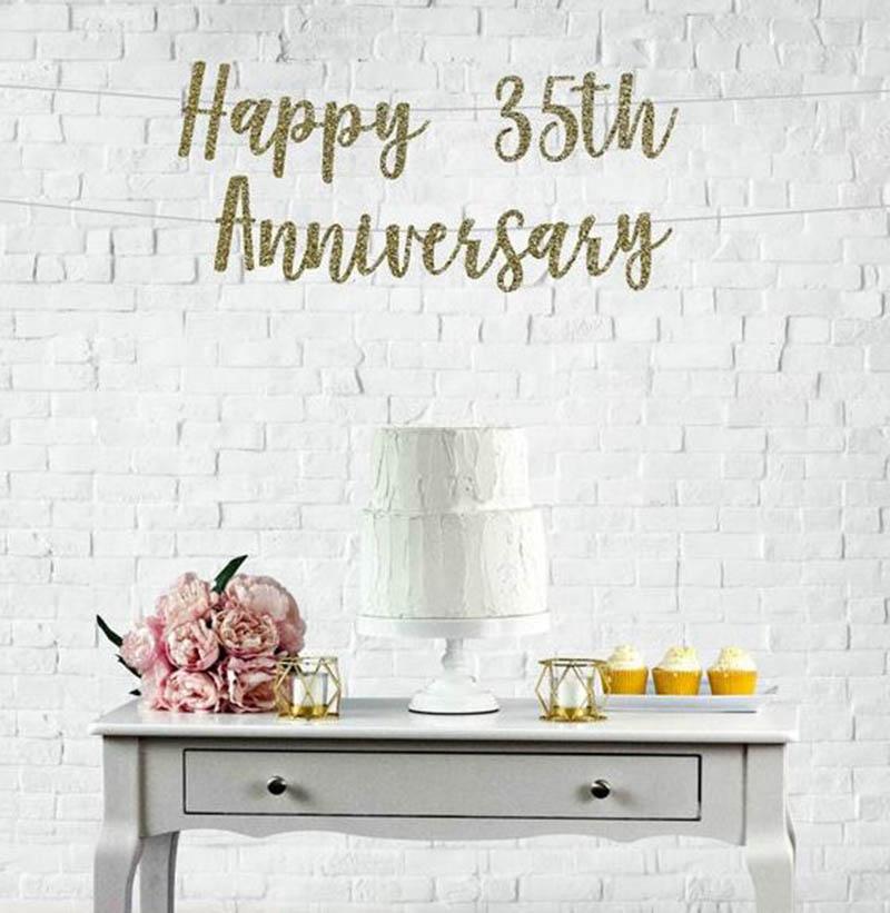 Happy 35th Wedding Anniversary Images - 35