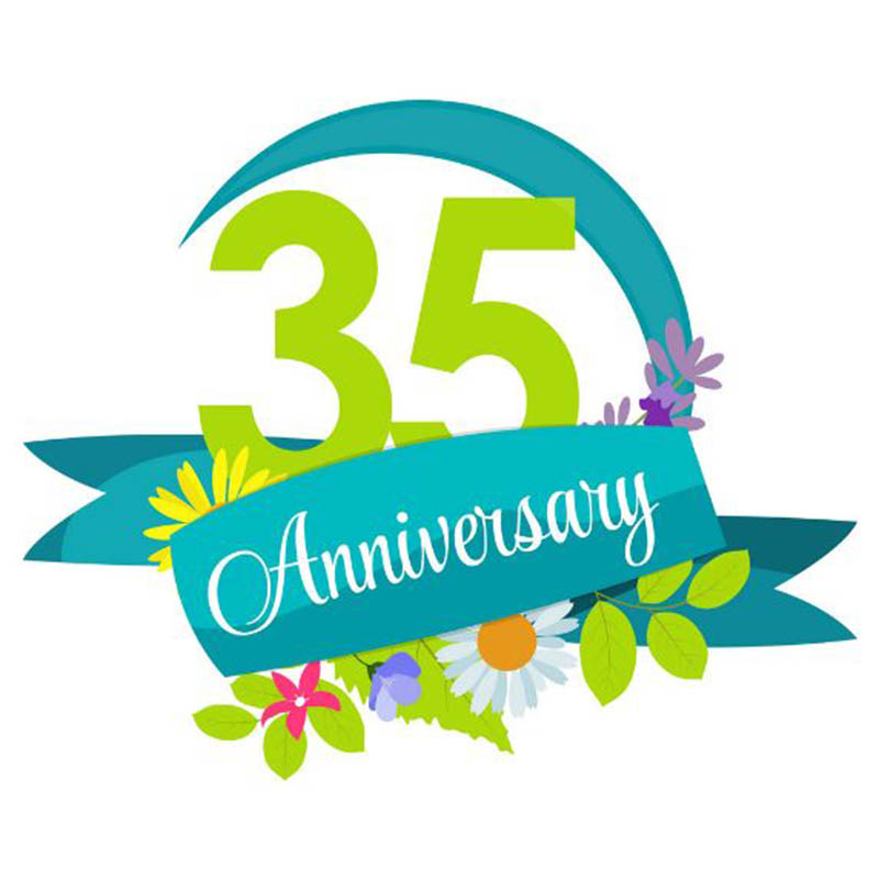 Happy 35th Wedding Anniversary Images - 38