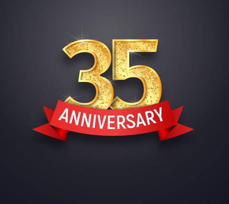 Happy 35th Wedding Anniversary Images - 40