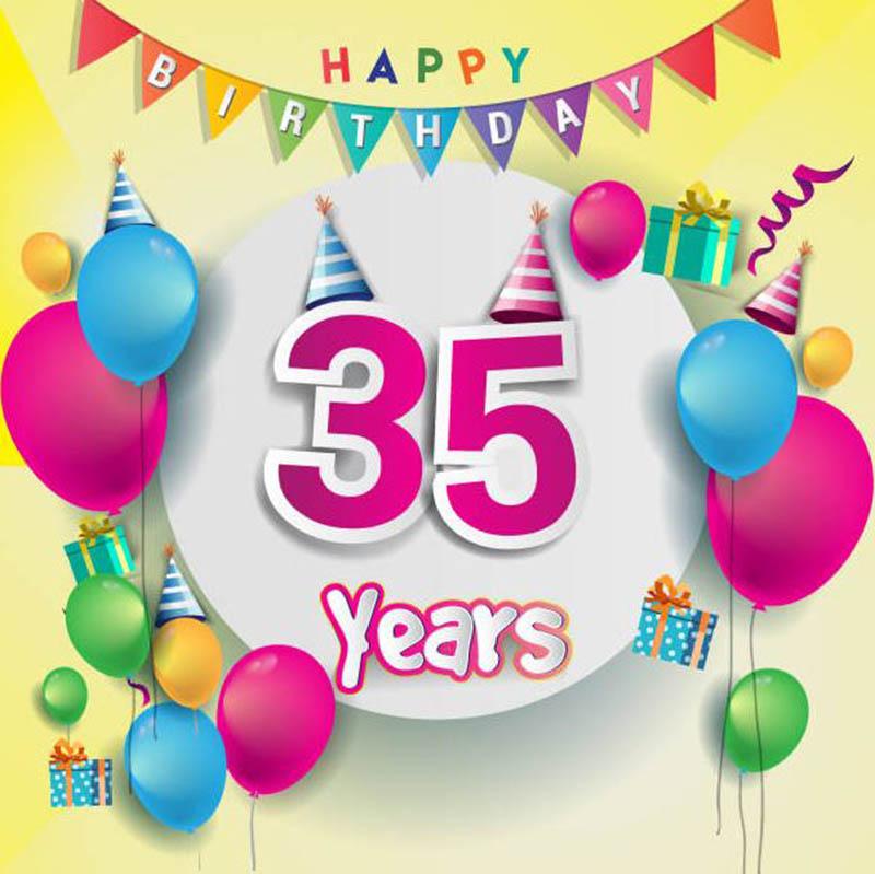 Happy 35th Wedding Anniversary Images - 41