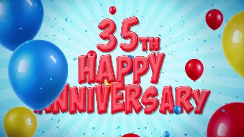 Happy 35th Wedding Anniversary Images - 45
