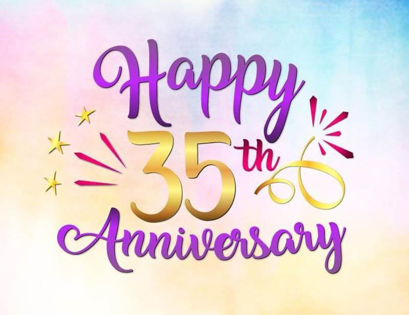 Happy 35th Wedding Anniversary Images - 49