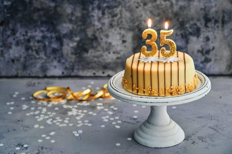 Happy 35th Wedding Anniversary Images - 4