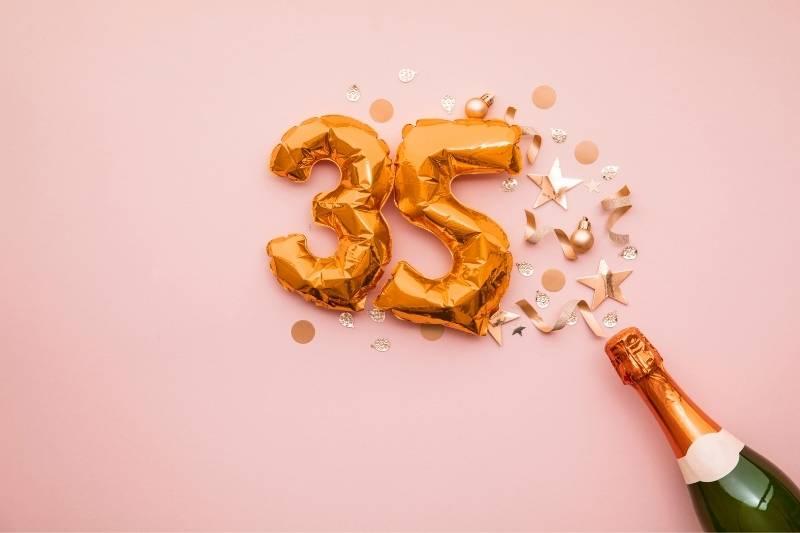 Happy 35th Wedding Anniversary Images - 7