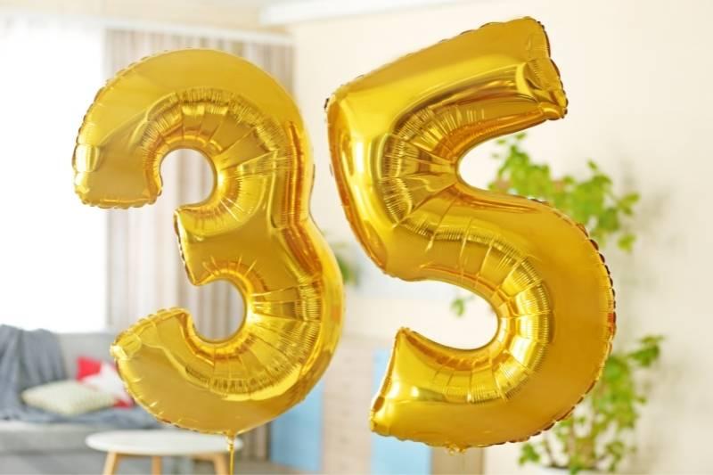 Happy 35th Wedding Anniversary Images - 8