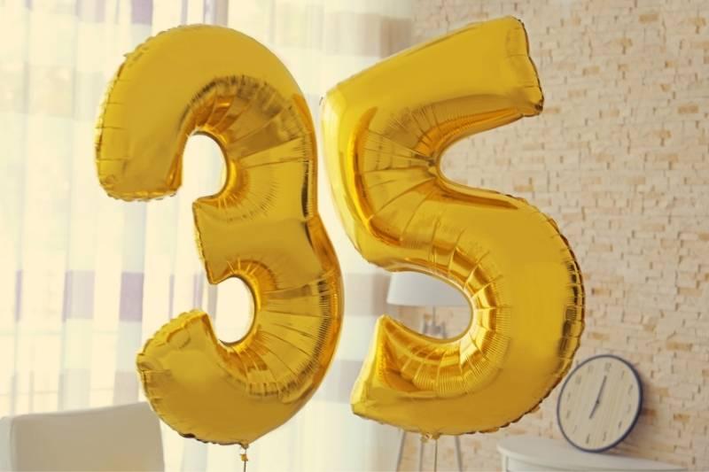 Happy 35th Wedding Anniversary Images - 9