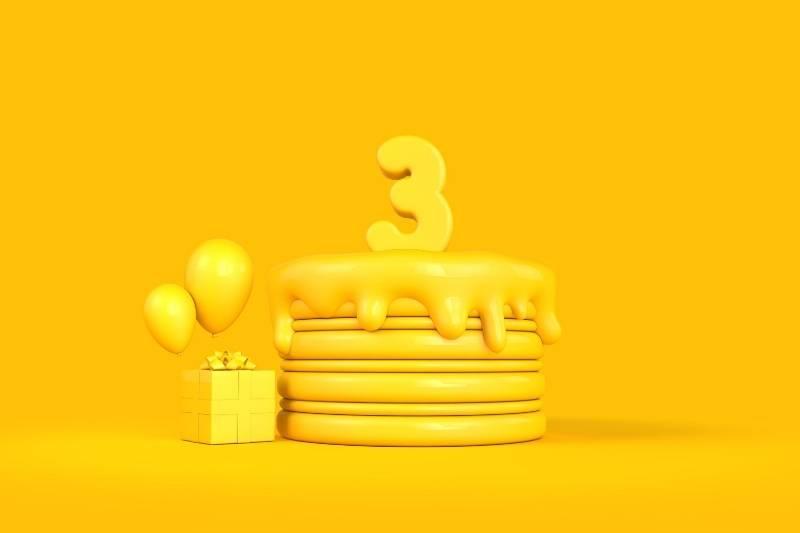 Happy 3rd Birthday Images - 16