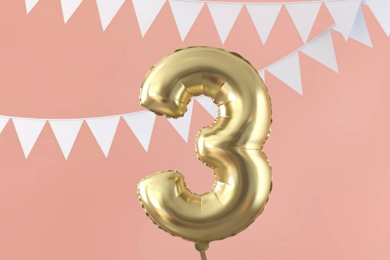 Happy 3rd Birthday Images - 19