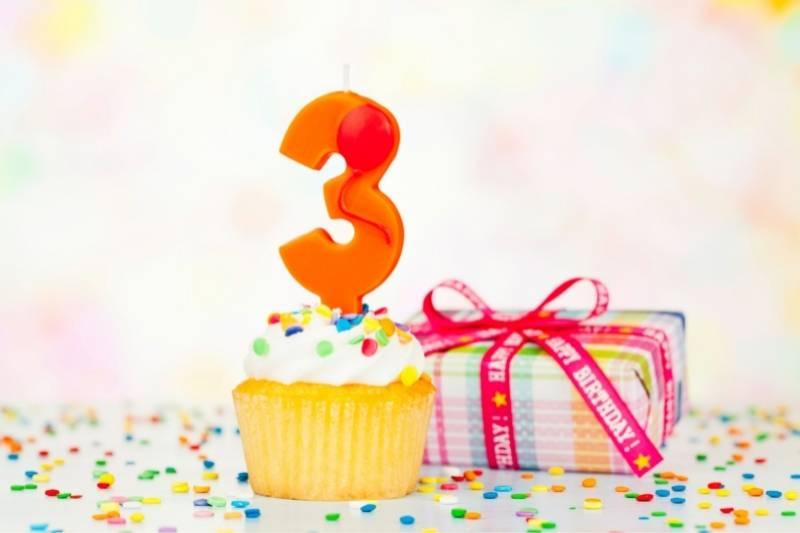 Happy 3rd Birthday Images - 2