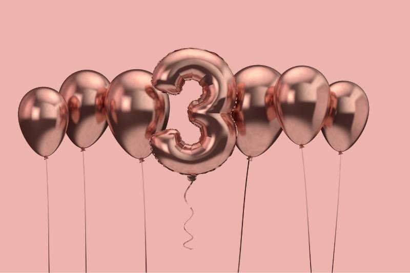 Happy 3rd Birthday Images - 8