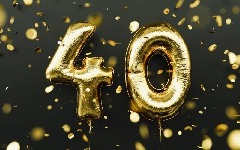 Happy 40th Birthday Images - 10