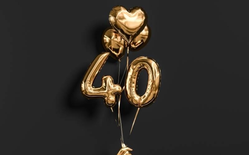 Happy 40th Birthday Images - 4