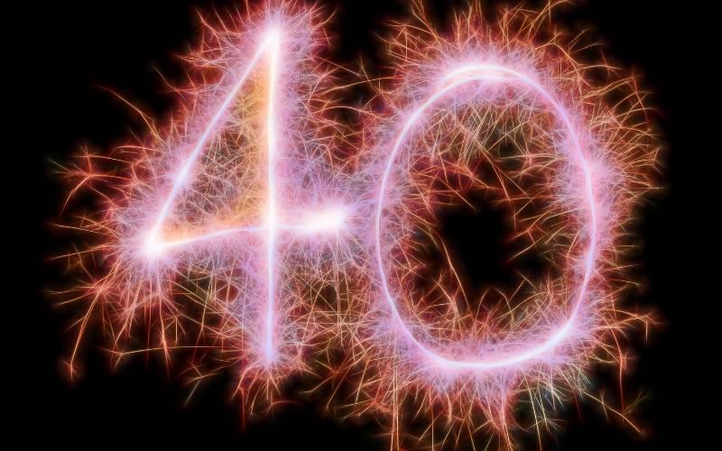 Happy 40th Birthday Images - 7