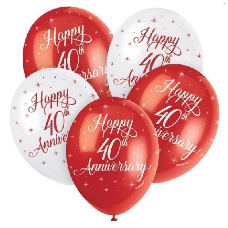 Happy 40th Wedding Anniversary Images - 17