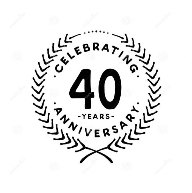 Happy 40th Wedding Anniversary Images - 3