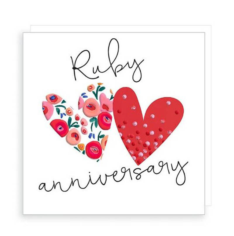 Happy 40th Wedding Anniversary Images - 39