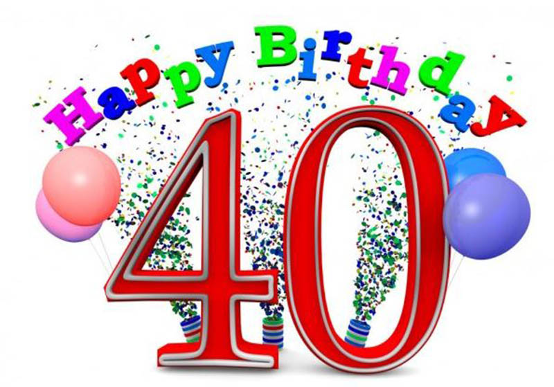 Happy 40th Wedding Anniversary Images - 6