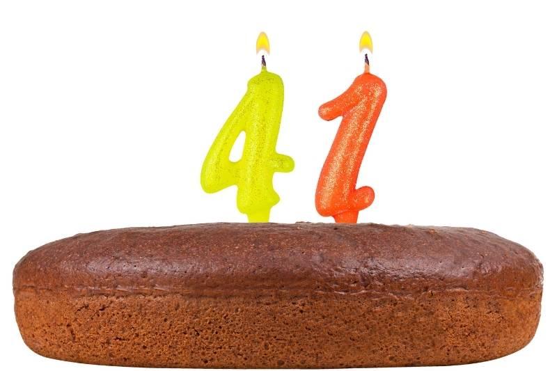 Happy 41 Birthday Images - 17