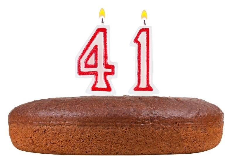 Happy 41 Birthday Images - 19