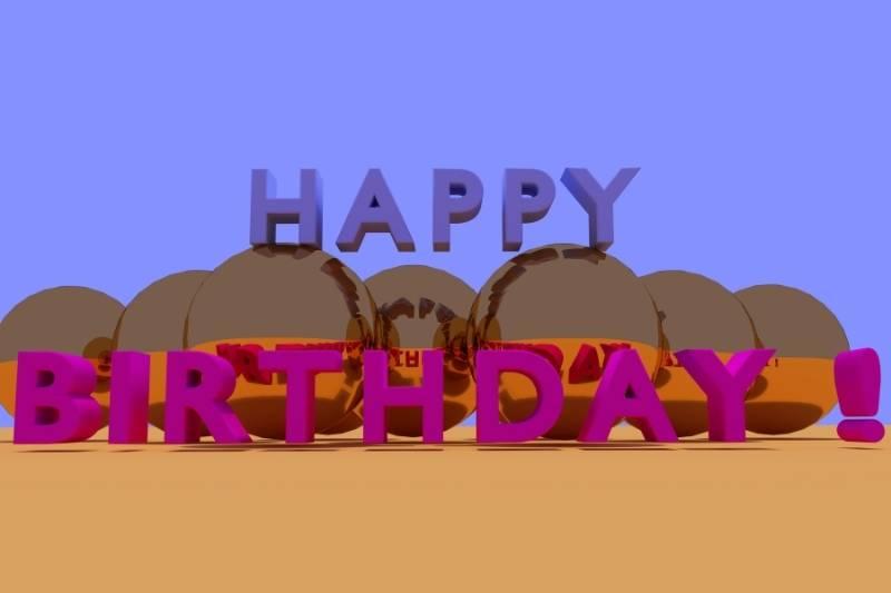 Happy 41 Birthday Images - 8