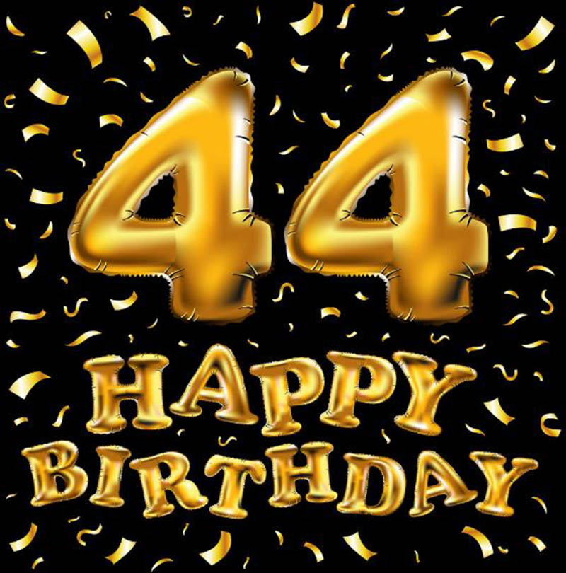 Happy 44th Birthday Wishes For wife