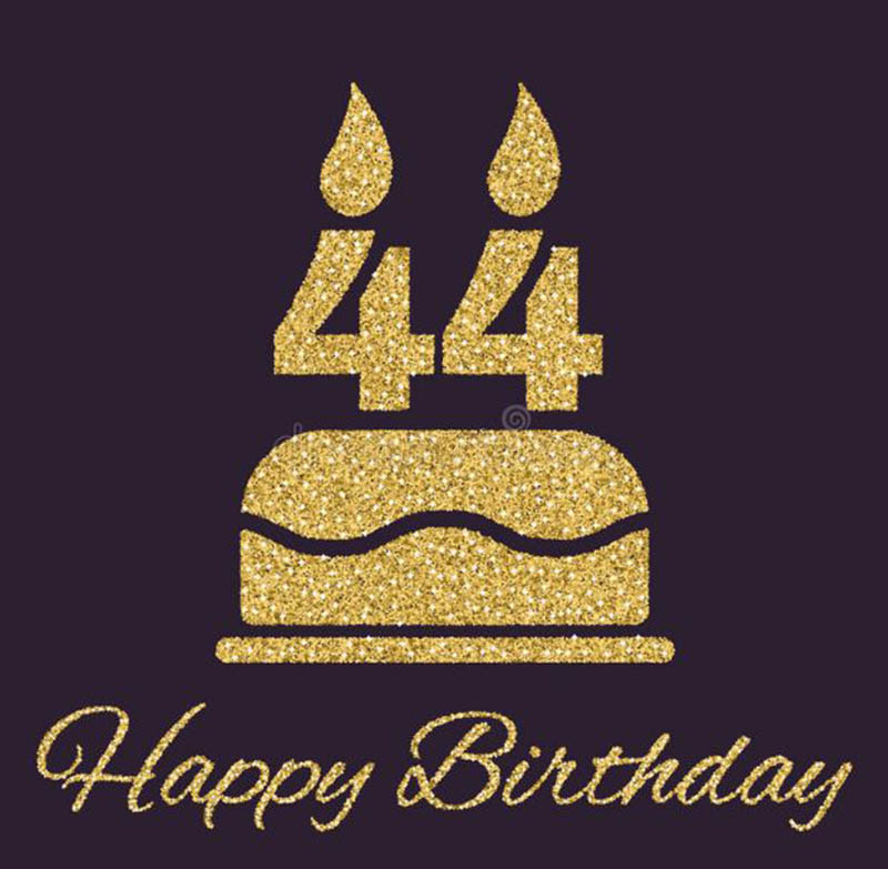 Happy 44th Birthday Wishes for Husband