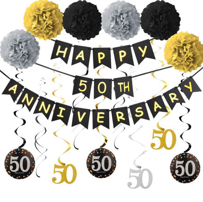 Happy 50th Anniversary Images - 1