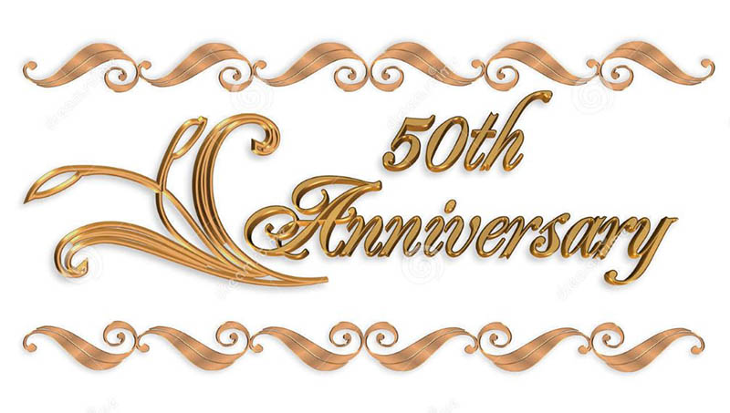 Happy 50th Anniversary Images - 11