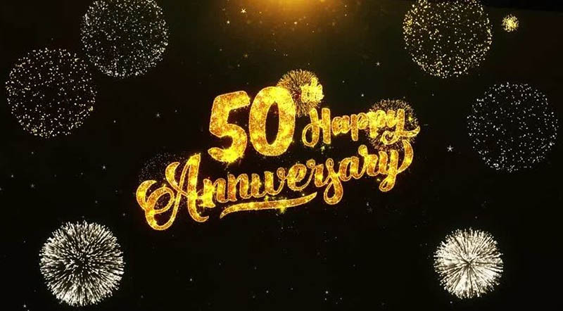 Happy 50th Anniversary Images - 19