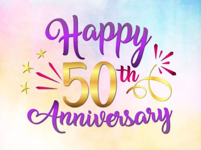 Happy 50th Anniversary Images - 29
