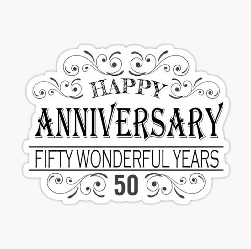 Happy 50th Anniversary Images - 41