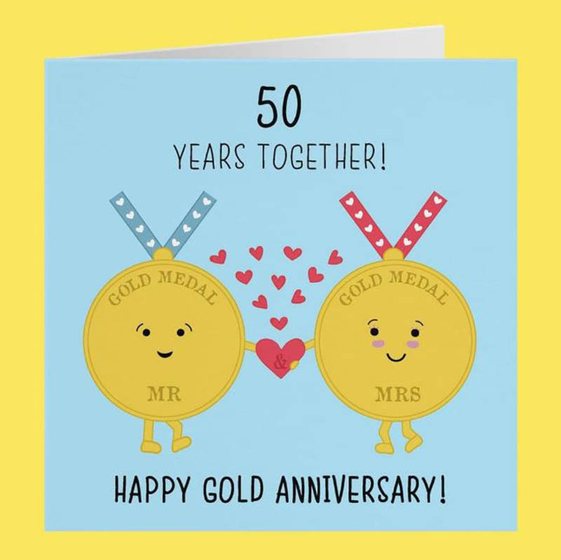 Happy 50th Anniversary Images - 6