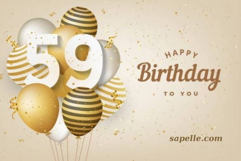 Happy 59Th Birthday Images Free Download 2021