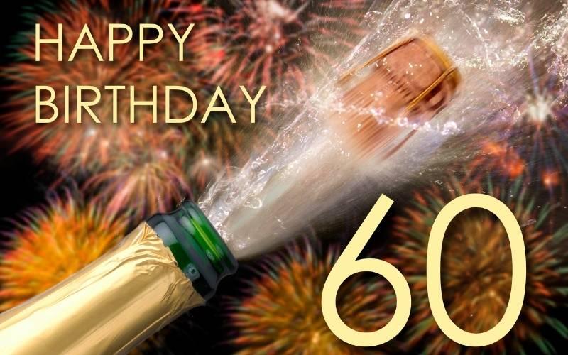 Happy 60th Birthday Images - 11