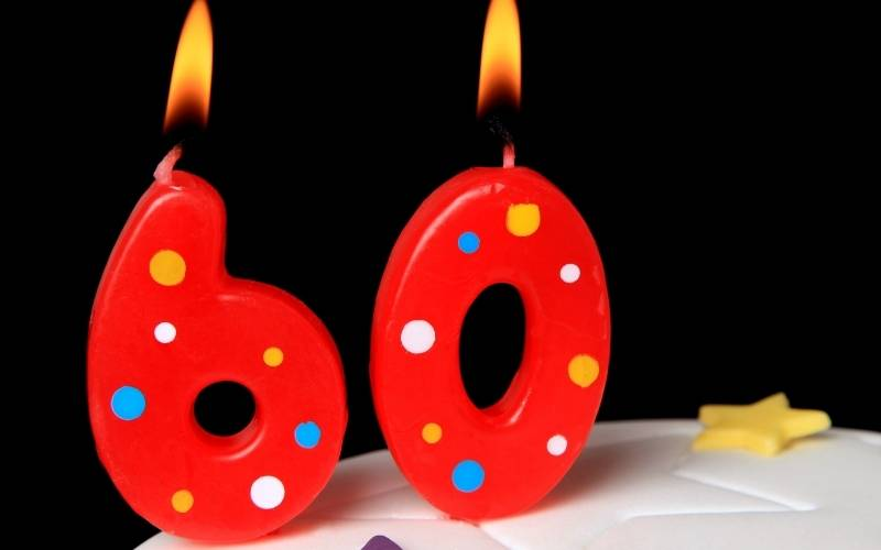 Happy 60th Birthday Images - 14