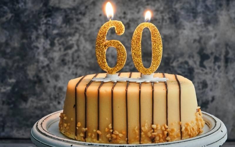 Happy 60th Birthday Images - 15