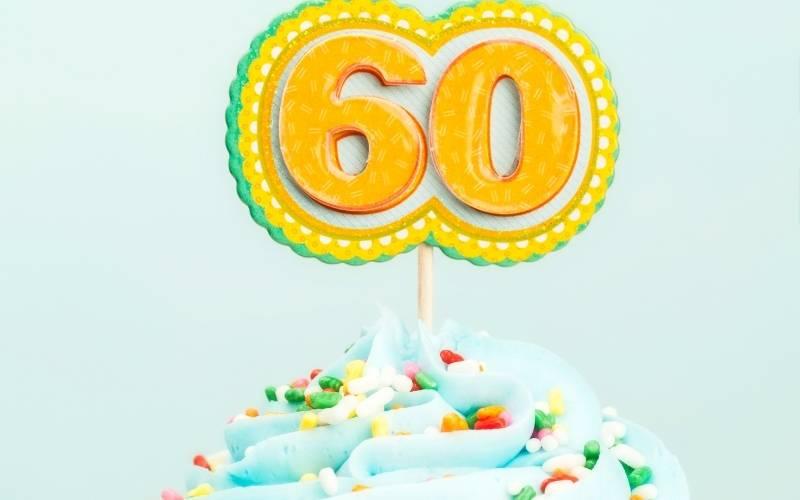 Happy 60th Birthday Images - 17