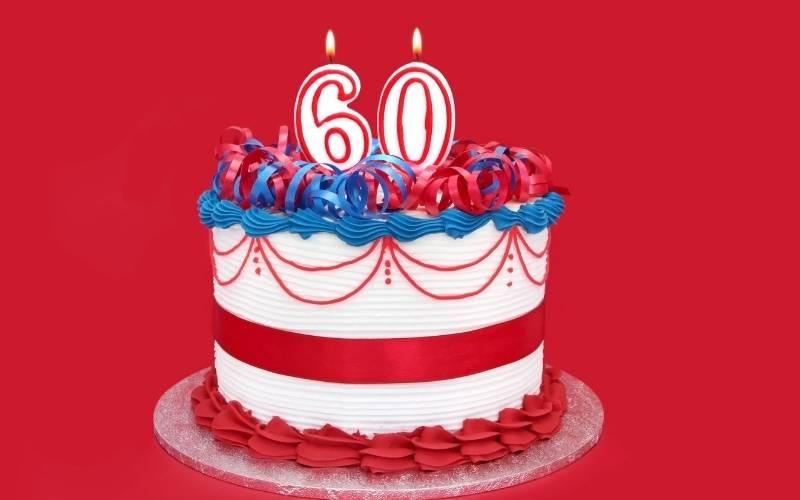 Happy 60th Birthday Images - 19