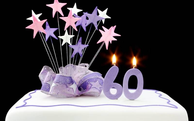Happy 60th Birthday Images - 21