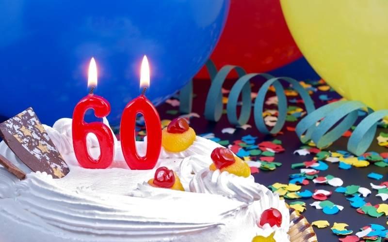 Happy 60th Birthday Images - 24