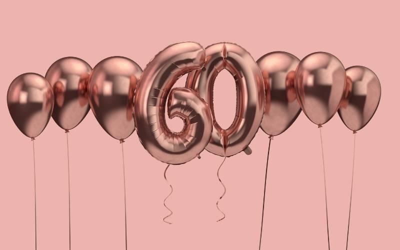 Happy 60th Birthday Images - 25