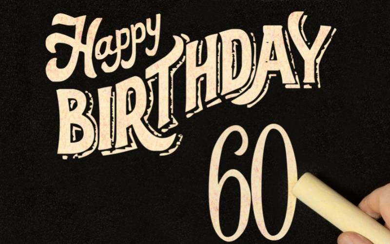 Happy 60th Birthday Images - 26