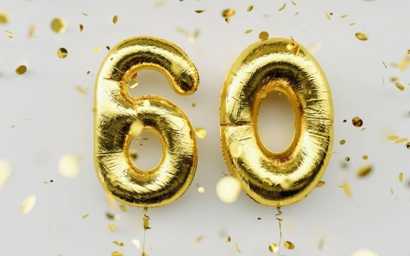 Happy 60th Birthday Images - 29