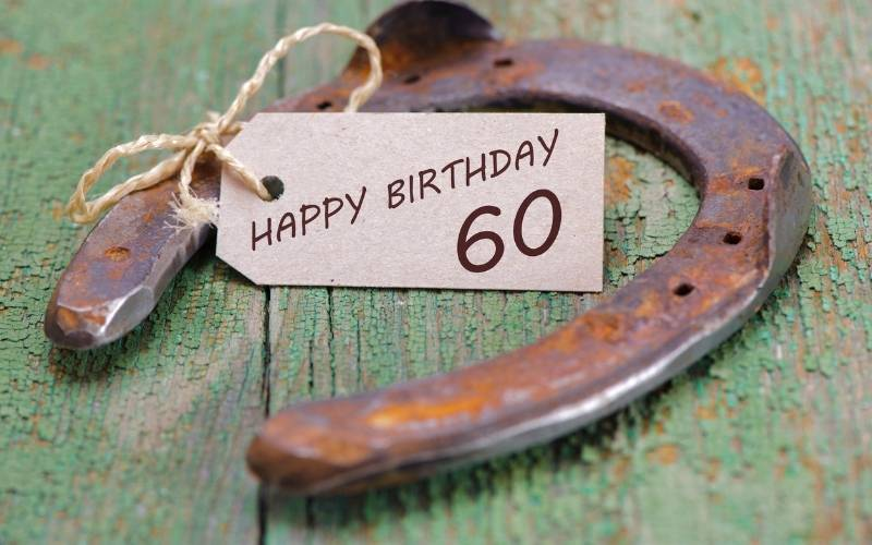 Happy 60th Birthday Images - 3