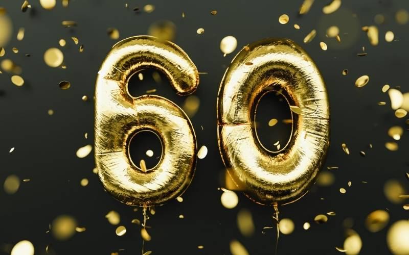 Happy 60th Birthday Images - 30