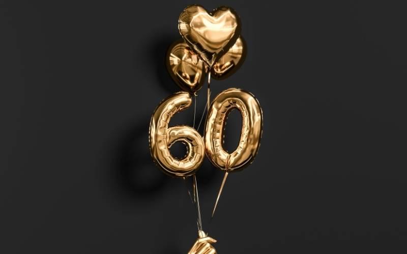 Happy 60th Birthday Images - 34