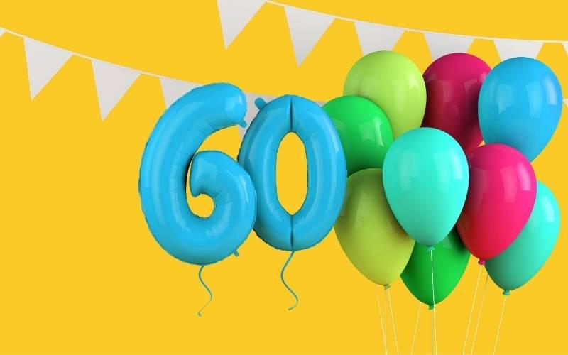 Happy 60th Birthday Images - 38