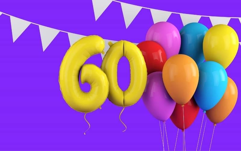 Happy 60th Birthday Images - 39