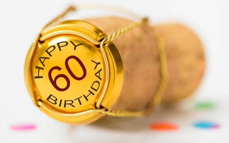 Happy 60th Birthday Images - 4
